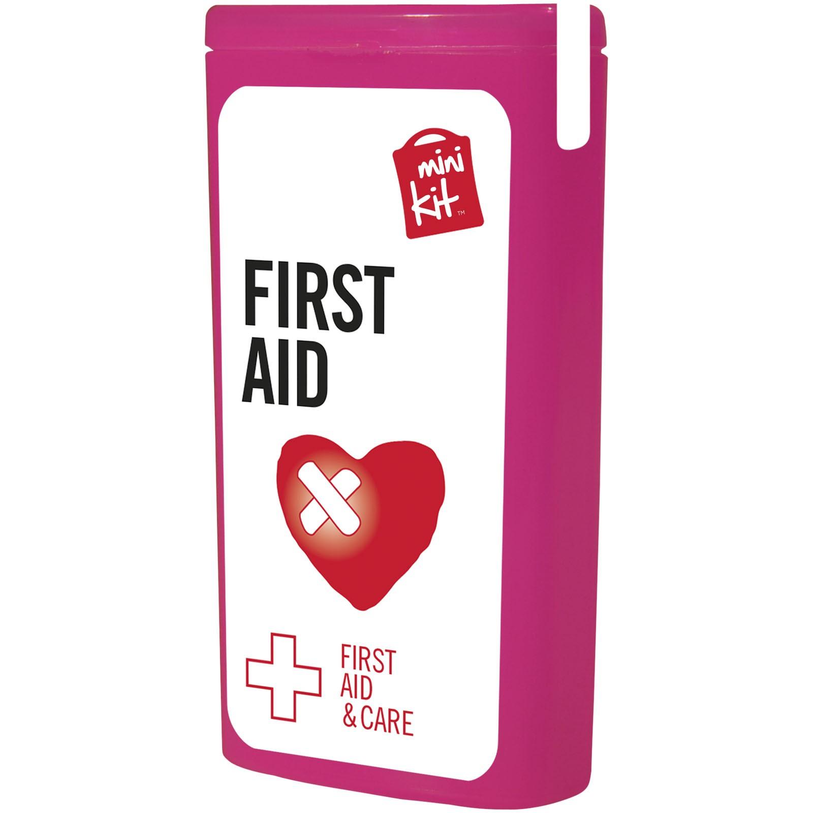 MiniKit First Aid - Magenta