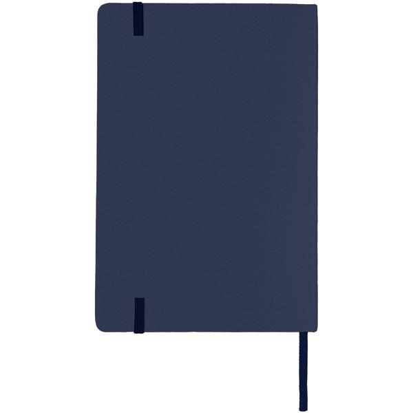 Poznámkový blok Classic A5 s pevnou obálkou - Navy