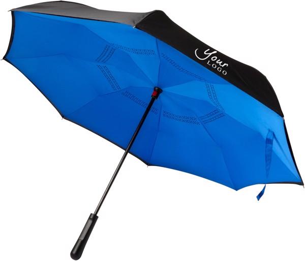 Pongee umbrella - Black