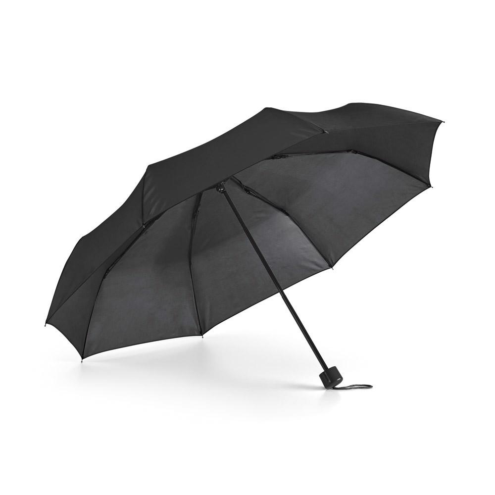 MARIA. Συμπαγής ομπρέλα - Μαύρο