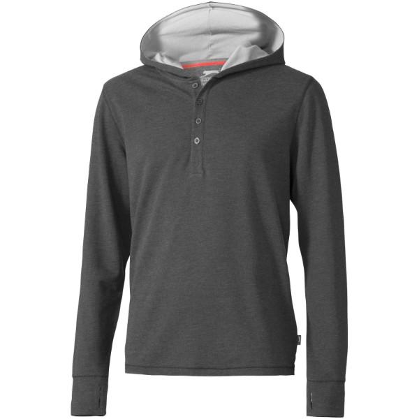 Reflex knit hoodie - Charcoal / L