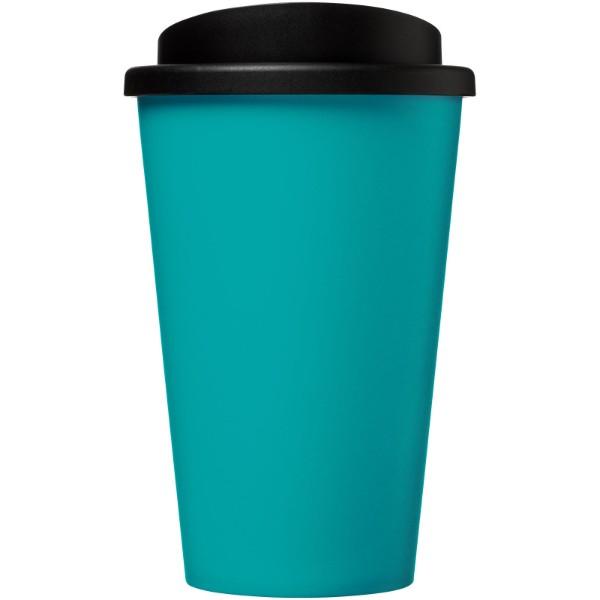 Americano® Vaso térmico de 350 ml - Azul aqua / Negro intenso