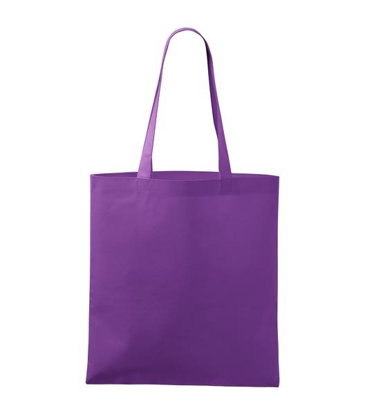 Nákupní taška unisex Piccolio Bloom - Fialová / uni
