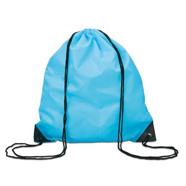Plecak z linką Shoop - turkusowy