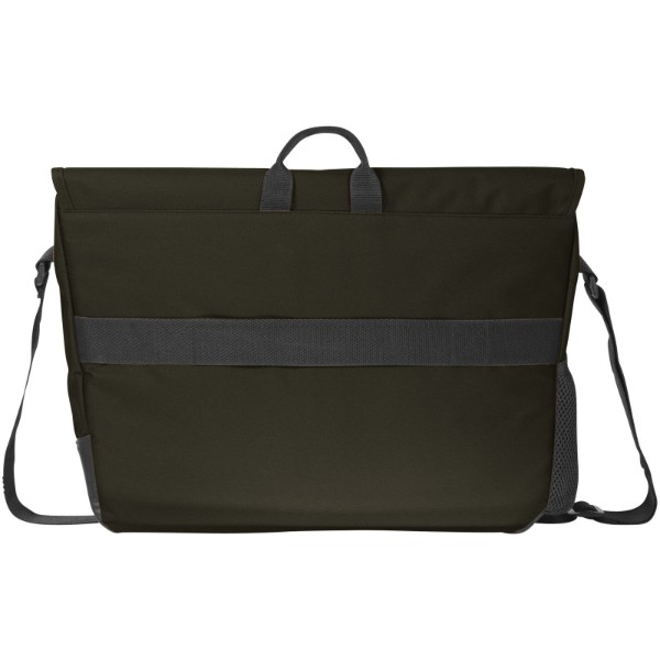 "Commuter 15"" messenger bag - Olive"