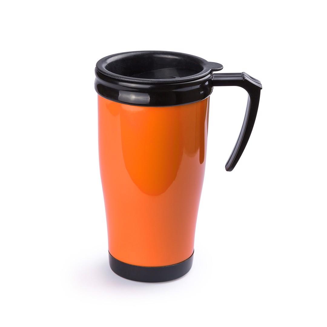 Taza Colcer - Naranja