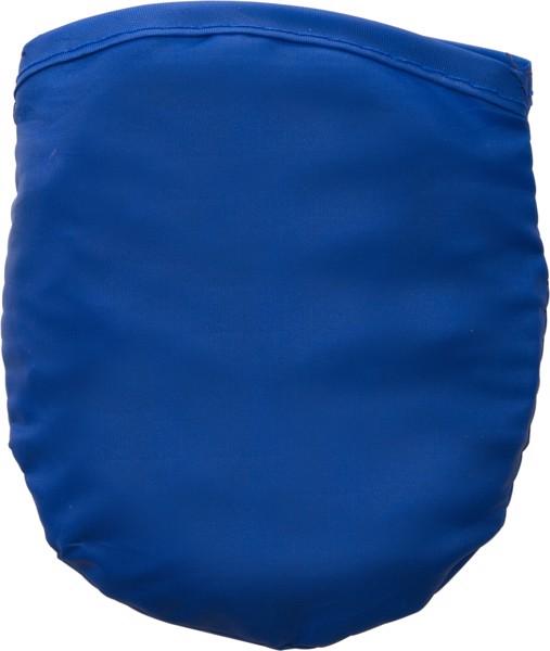 Baseballcap 'Farmer' aus 190T Polyester - Cobalt Blue