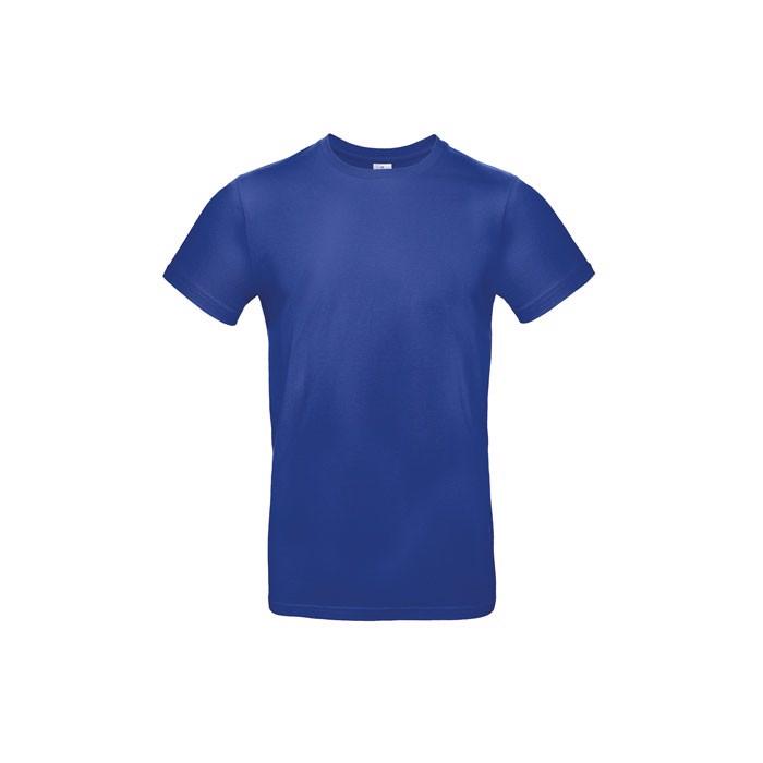 T-shirt male 185 g/m² #E190 T-Shirt - Cobalt Blue / L
