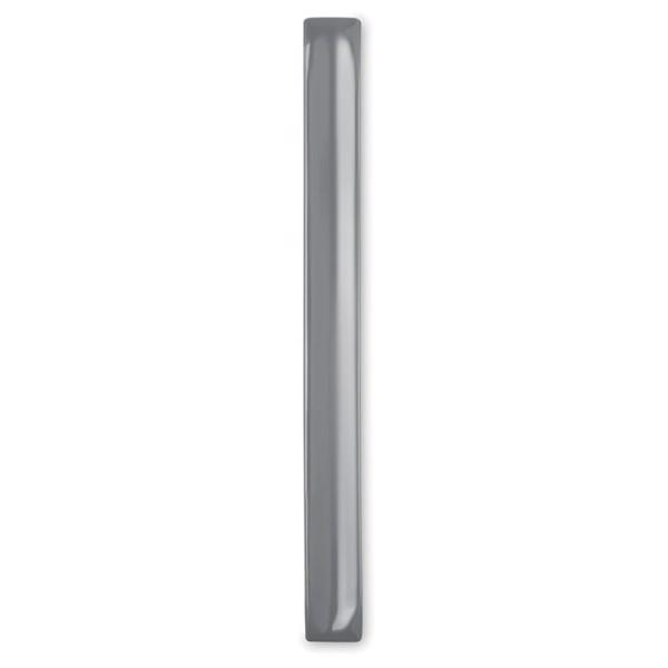 Reflective wrist strap Enrollo - Silver