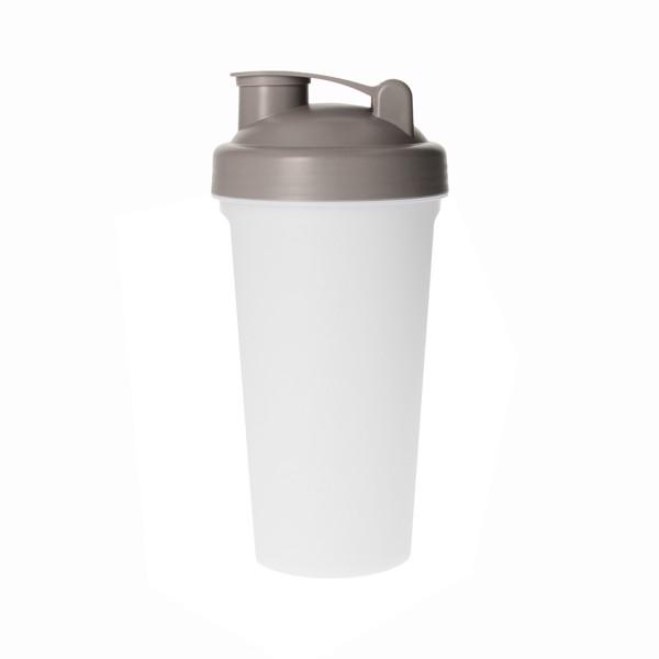 """Eco-Shaker """"Protein"""" - Translucent / Hazelnut"""