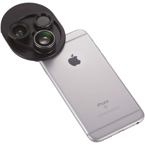 Otočná sada čoček fotoaparátu Revolve 4-v-1