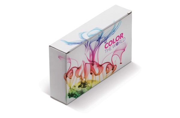 Customized box powerbank 120x25x80mm