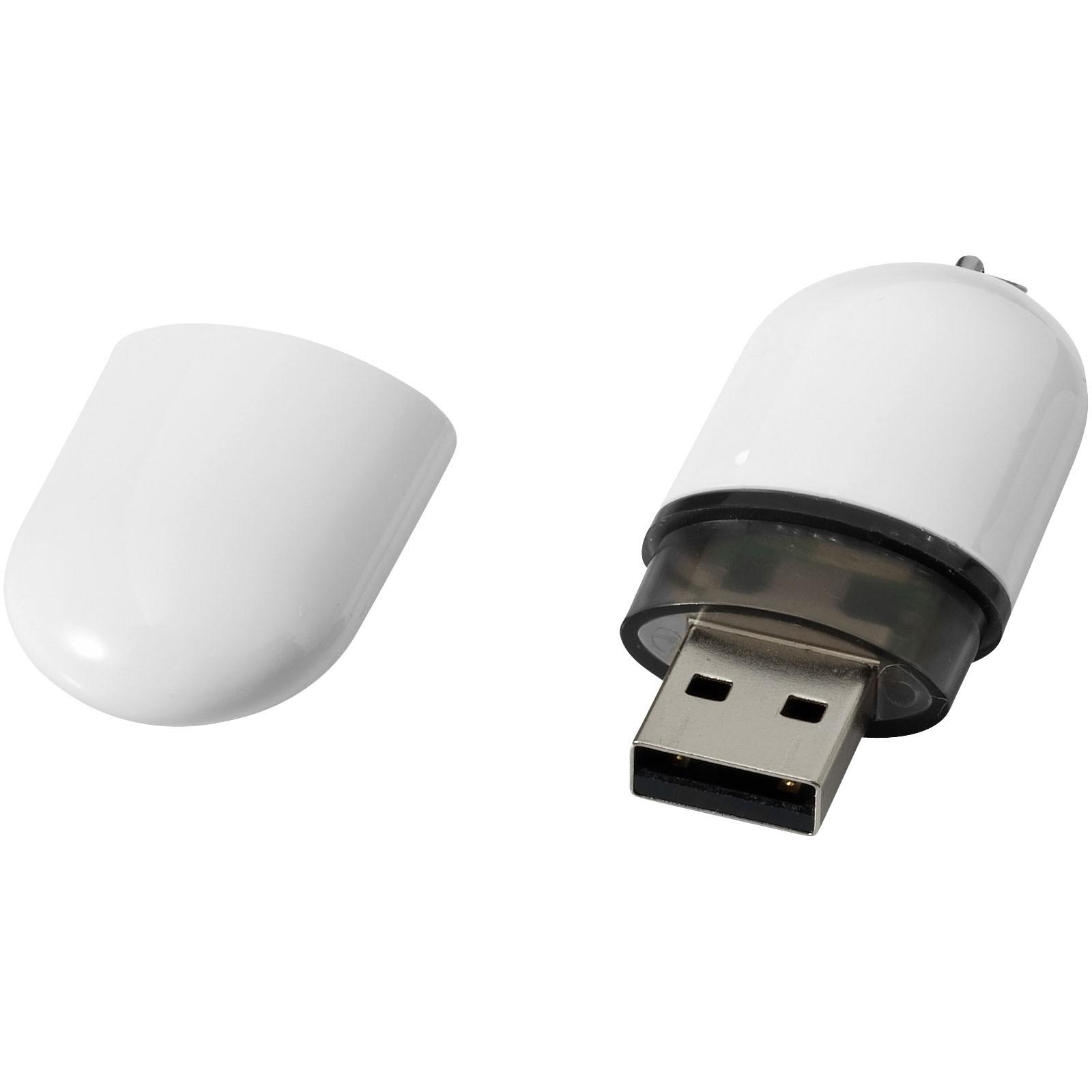 USB stick Business - White / 4GB