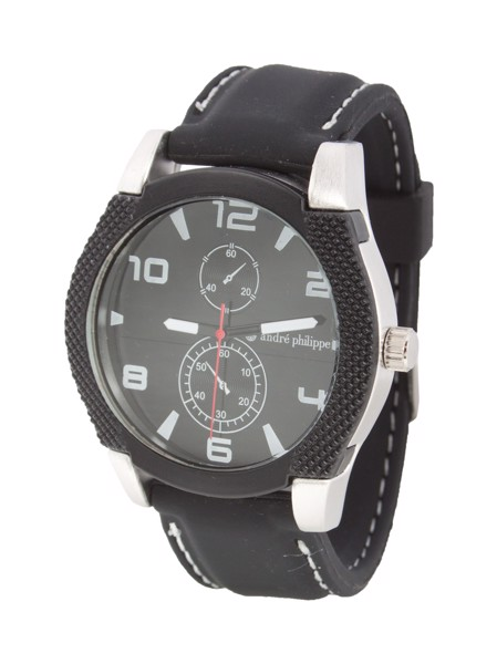 Gent Watch Marquant - Black / Silver