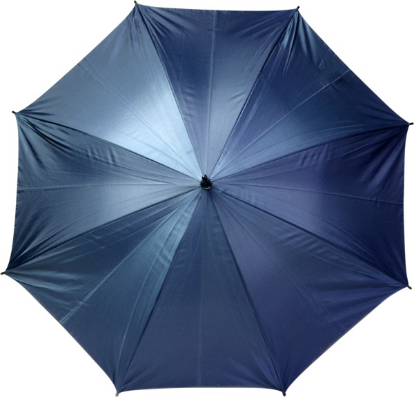 Automatik Stockschirm 'Jacob' aus Polyester - Blue