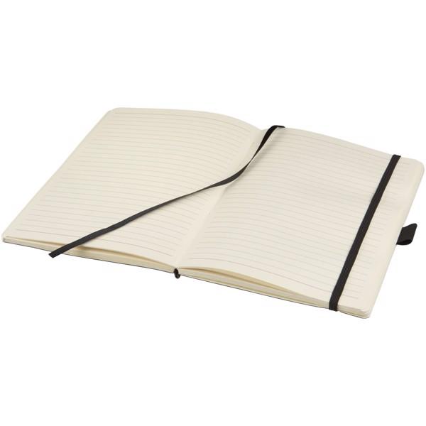Revello zápisník A5 s měkkými deskami - Černá