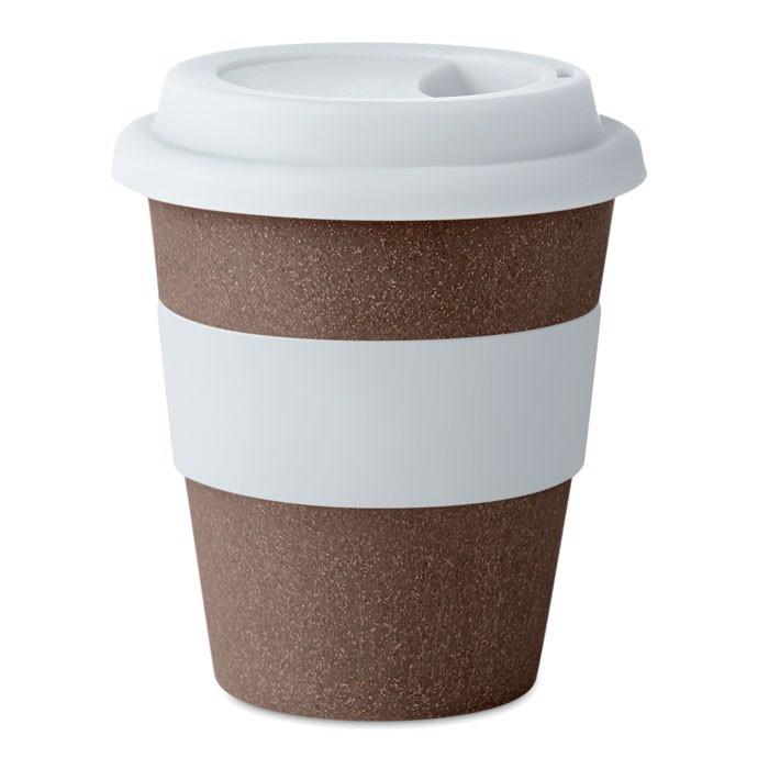 Pohárek 120ml eko Astoria Espresso - brown