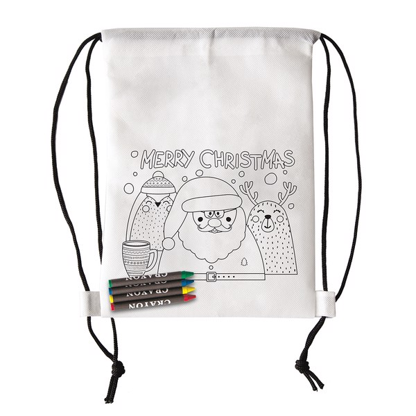 Plecak non-woven dla dzieci Christmas
