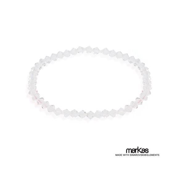 Bracelet Cotla - White