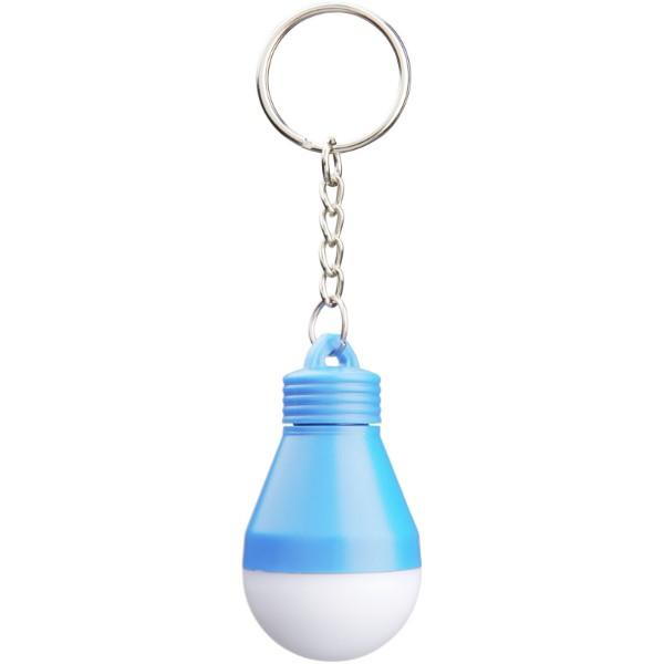 Aquila LED světlo na klíče - Process blue / Bílá