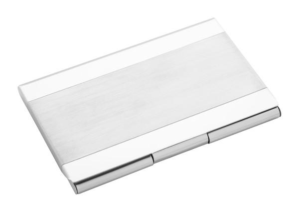 Vizitkář Liner - Stříbrná