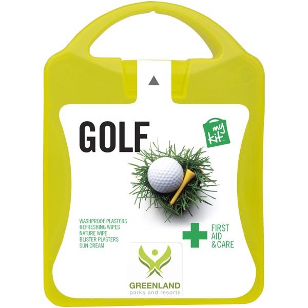 Lékarnička Golf - Žlutá