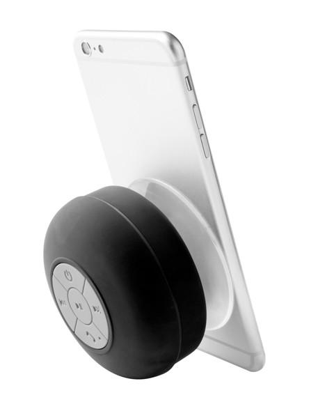 Vodotěsný Bluetooth Reproduktor Rariax - Černá / Bílá
