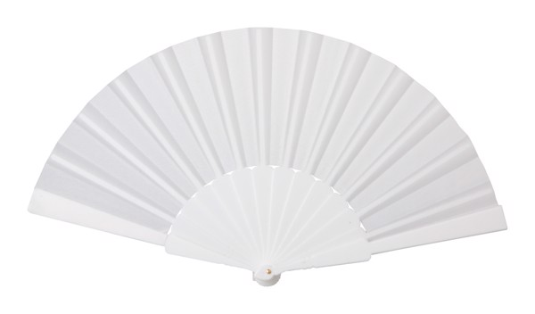 Fan Tela - White