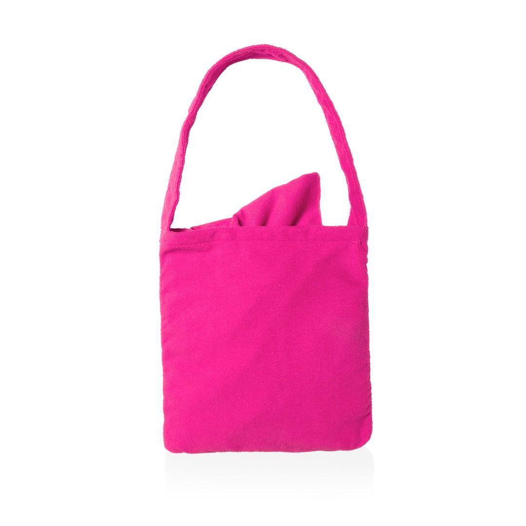 Towel Bag Peck - Fuchsia