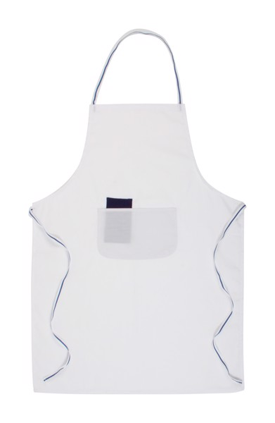 Apron Bacatis - White