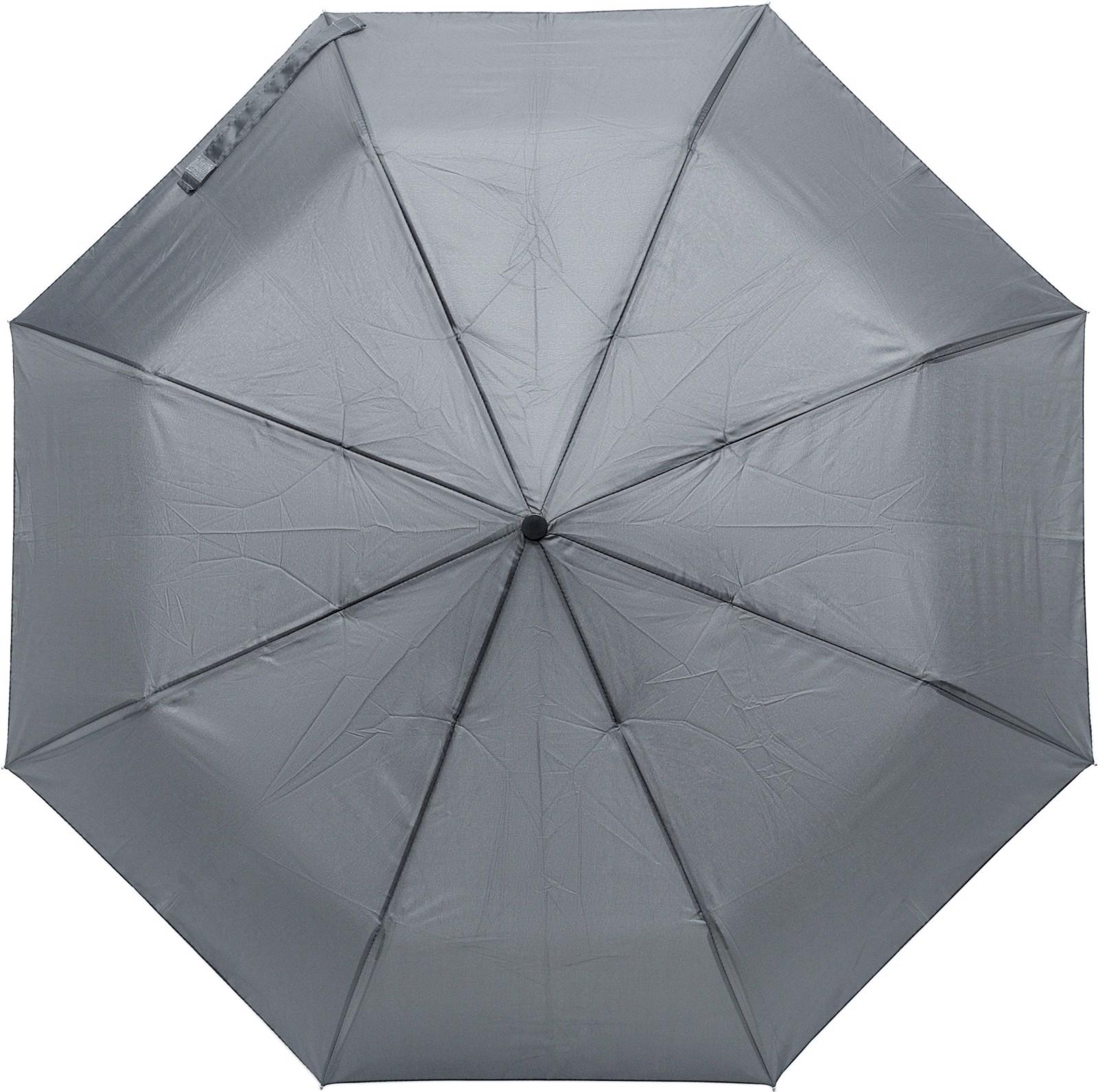 Pongee umbrella - Grey