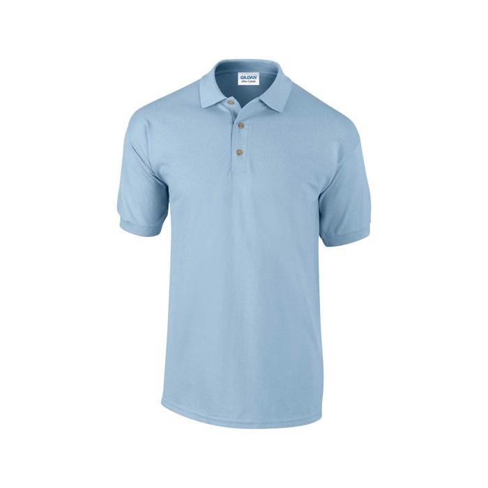 Unisex Polo Shirt 240 g/m2 Heavy Pique Polo 3800 - Light Blue / XXL