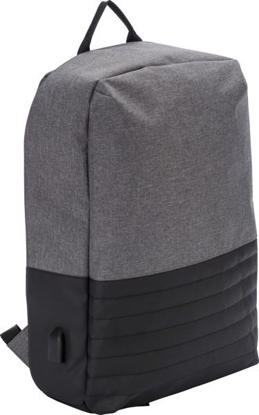 PVC backpack