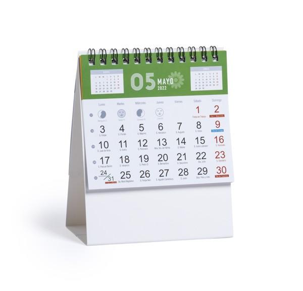 Calendario Sobremesa Ener