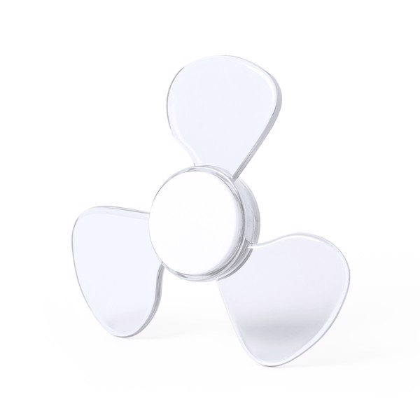 Fidget Spinner Bolty - Transparent