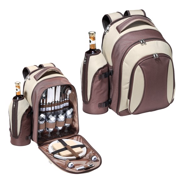 "Backpack ""Picnic Deluxe"""