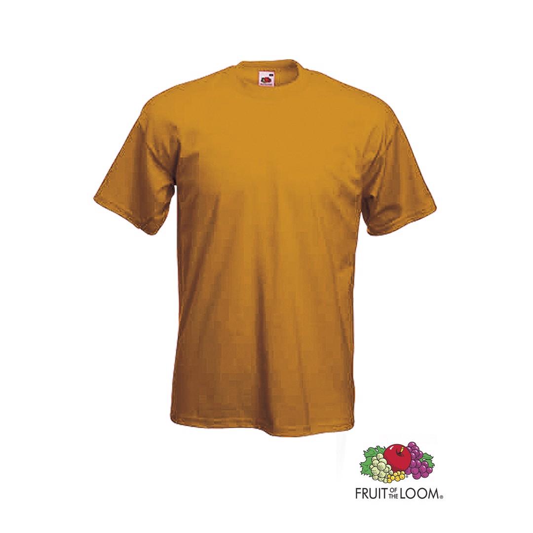 Camiseta Adulto Color Heavy-T - Naranja / S