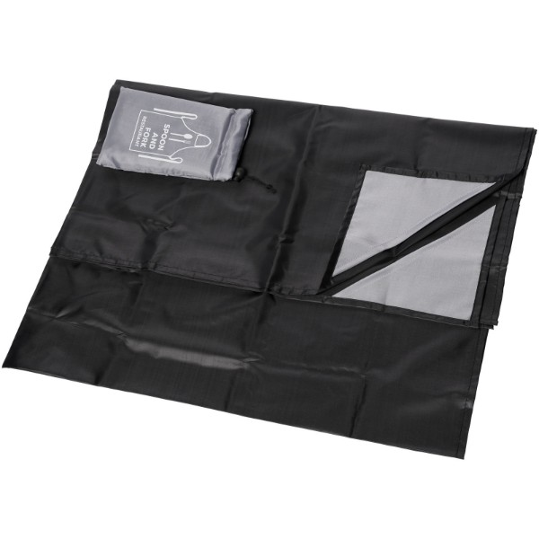 Perry picnic mat - Grey