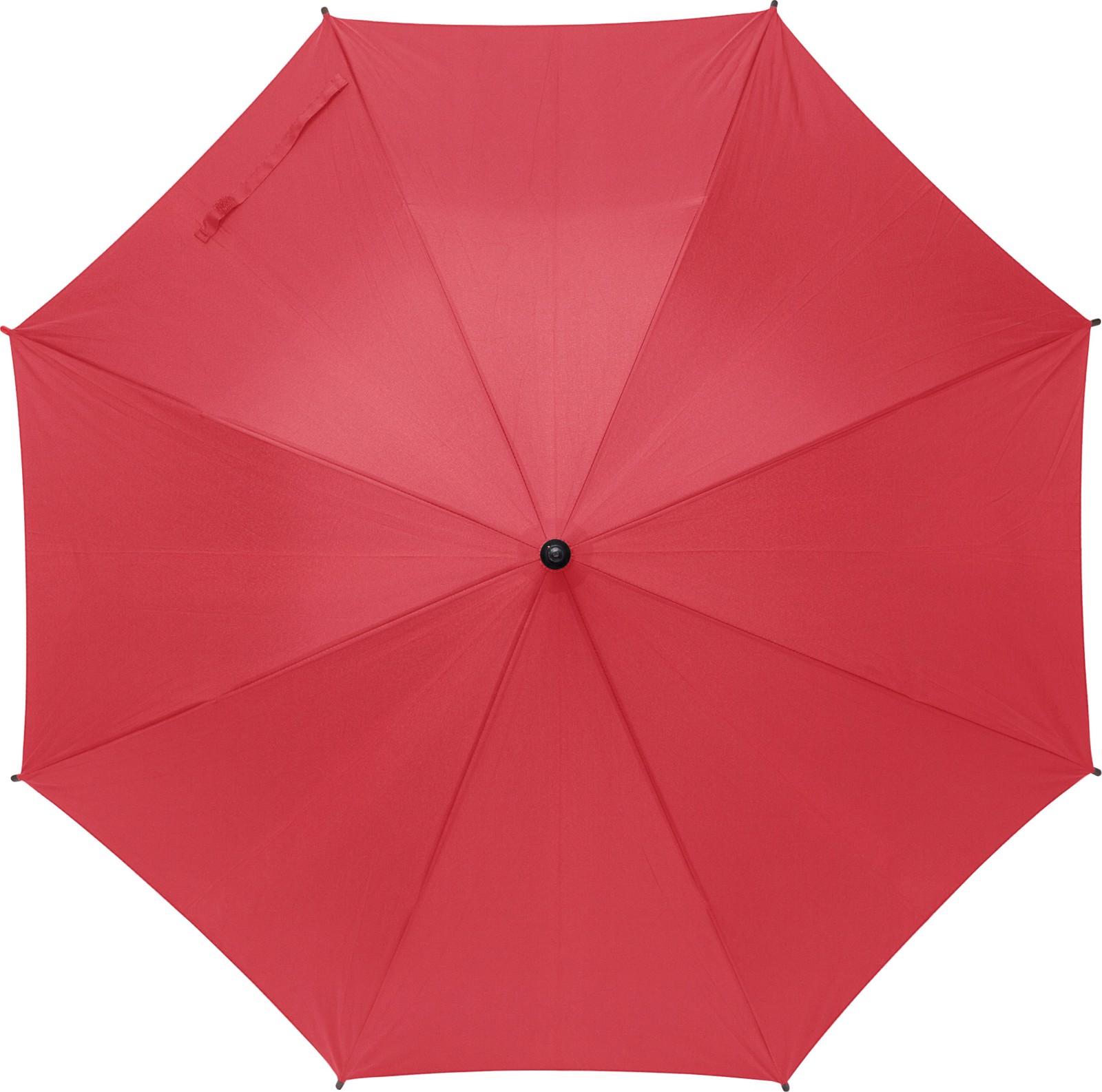 Paraguas de poliéster 170T RPET - Red