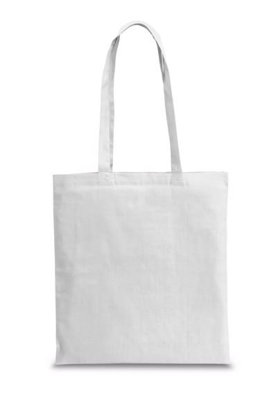 WHARF. 100% bavlněná taška - Bílá
