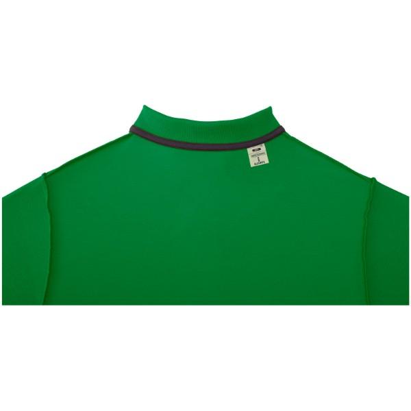 Pánská polokošile s krátkým rukávem Helios - Fern Green / XS