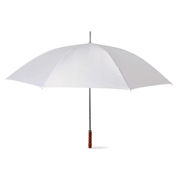 Golf umbrella with wooden grip Grasses