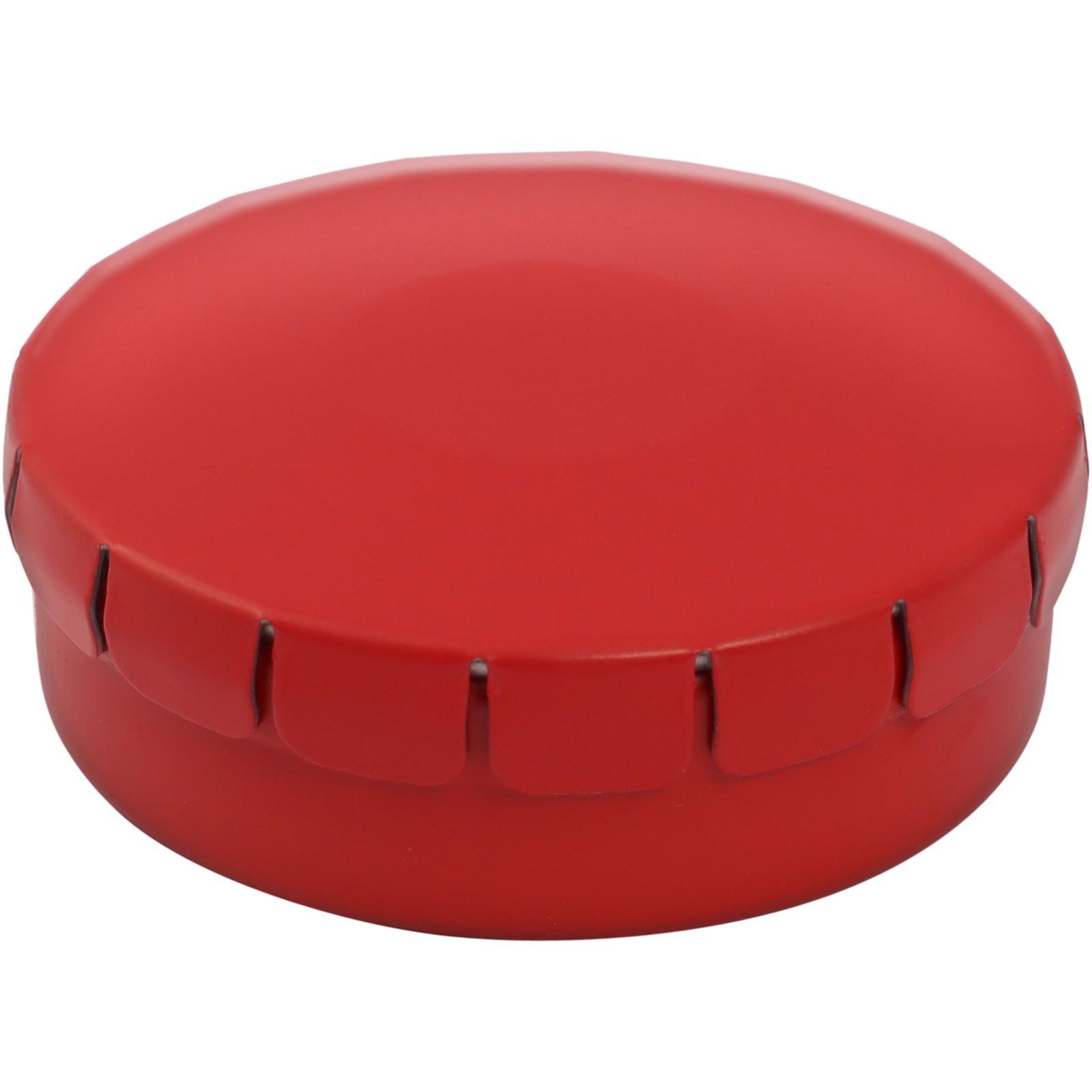 Clic clac bonbony se skořicovou příchutí - Červená s efektem námrazy