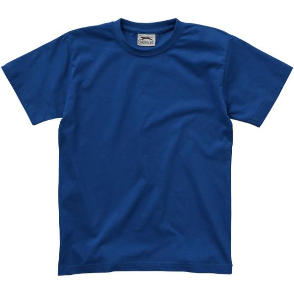 Dětské triko Ace s krátkým rukávem - Klasická královská modrá / 116