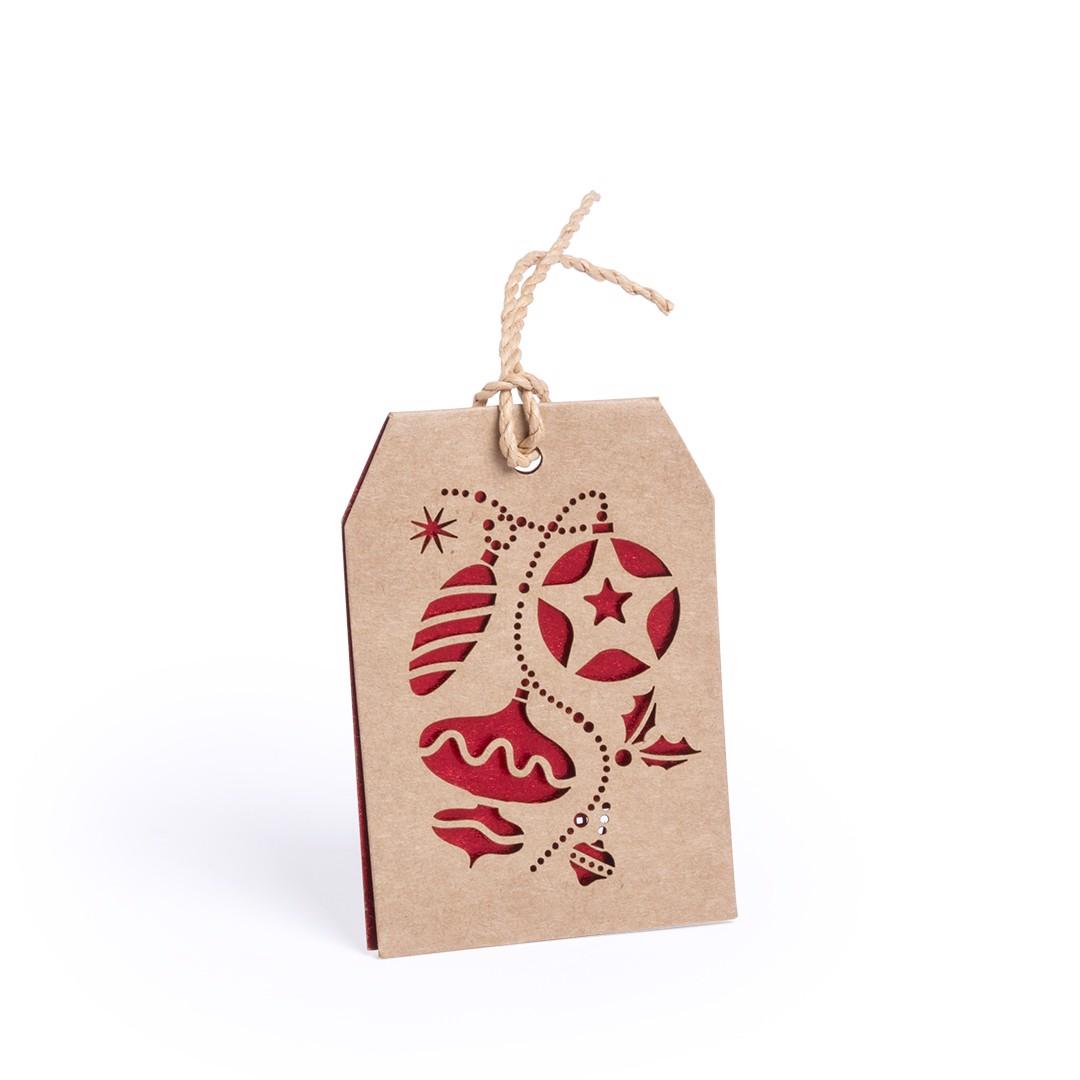 Postal de Natal Goslak - C / Decoraçao
