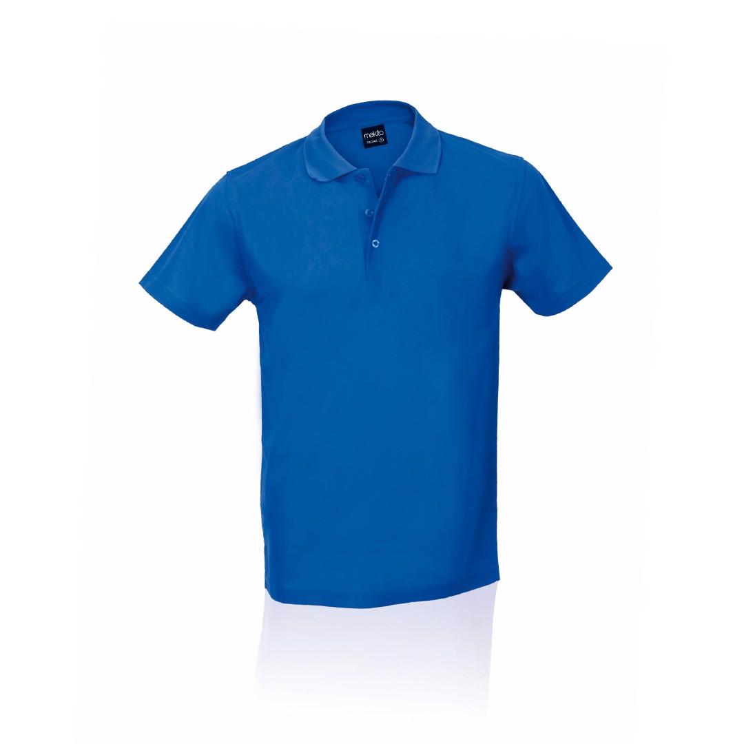 Polo Tecnic - Azul / S