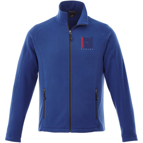 Rixford polyfleece full zip - Classic Royal Blue / XXL