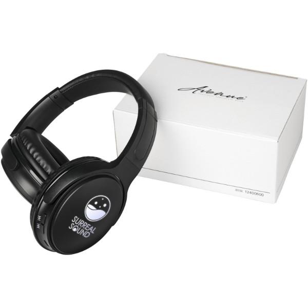 Blaze light-up logo headphones