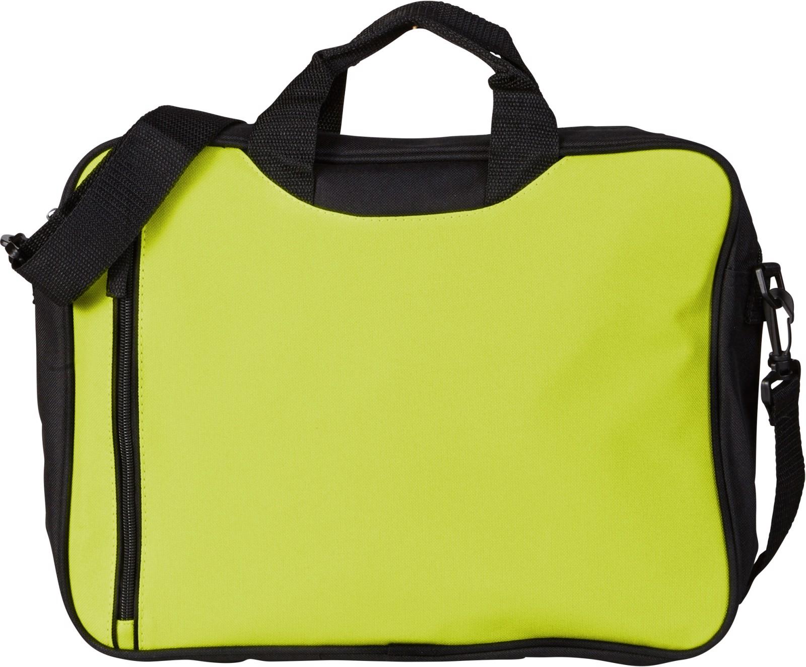 Polyester (600D) shoulder bag - Light Green