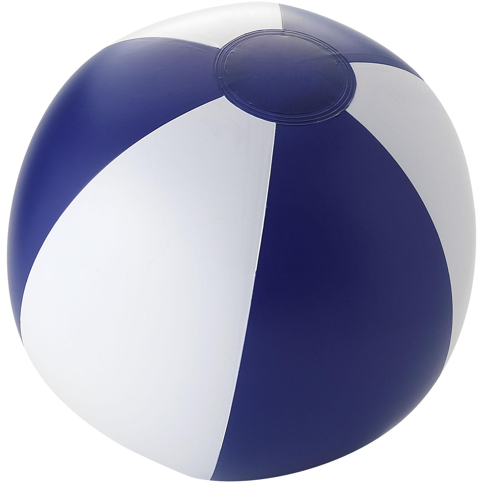 Palma solid beach ball - Navy / White